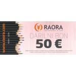 Darilni bon 50 €