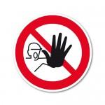 Dostop za nepooblaščene osebe je prepovedan