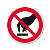 Dotikanje je prepovedano