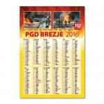 Gasilski koledar #5, A3, 250 g