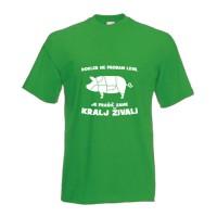 Majica Kralj živali