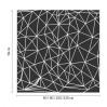 Nalepka za povečanje zasebnosti - geometrijski vzorec #1