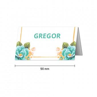 Namizne kartice - cvetje #2