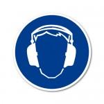 Obvezna uporaba zaščite ušes