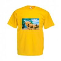 Otroška majica s poljubnim foto potiskom