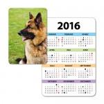 Personaliziran žepni koledarček #1, 65 x 95 mm