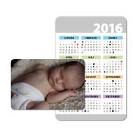 Personaliziran žepni koledarček #3, 65 x 95 mm
