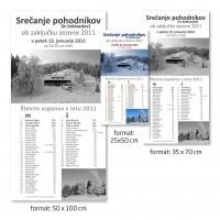 Plakat 25 x 50 cm