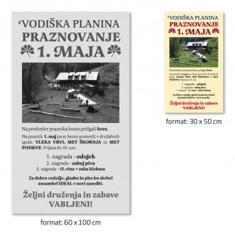 Plakat 30 x 50 cm