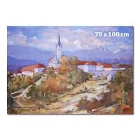 Reprodukcija umetniškega dela 70 x 100 cm
