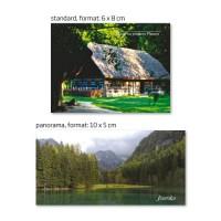 Turistični magnetki 6 x 8 cm, 7 x 7 cm ali 10 x 5 cm