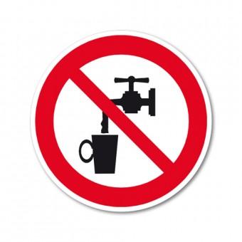 Voda ni pitna