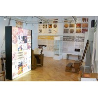 Razstava Pišem, torej sem, Slovenski šolski muzej, 2012